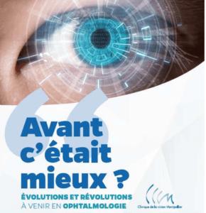 Congres CVL Montpellier avec dr coullet et la clinique de la vision